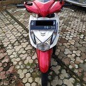 Masih Mulus Honda Beat Fi 2015 Putih Merah (26519471) di Kota Tangerang