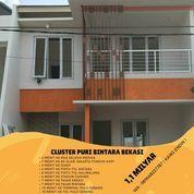 Rumah Strategis Dekat Tol Bintara - Cluster Puri Bintara (26534159) di Kota Bekasi
