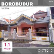 Rumah 2 Lantai Luas 111 Di Borobudur Agung Sukarno Hatta Kota Malang _ 307.20 (26536655) di Kota Malang