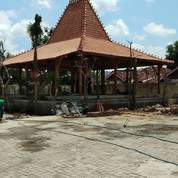 Pendopo Joglo, Rumah Joglo Gebyok, Rumah Limasan Kayu Jati (26536675) di Kota Surakarta