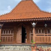Produksi Spesial Rumah Joglo Bahan Kayu Jati Dinding Gebyok Ukiran Jepara Dan Pendopo Joglo (26536811) di Kota Yogyakarta