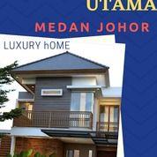 Rumah Termewah Harga Dibawah Pasar Jl Utama Karya Bakti Johor (26539055) di Kota Medan
