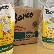 PROMO - Minyak Goreng BARCO Refill 2 Liter 1 Dus Isi 6 Pouch - Order 5 Dus Free 1 Dus (26555203) di Kab. Musi Rawas