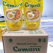 PROMO - Minyak Goreng CEMARA Refill 2 Liter 1 Dus Isi 6 Pouch - Order 5 Dus Free 1 Dus (26555467) di Kab. Musi Rawas