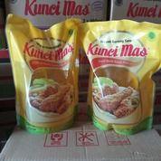 PROMO - Minyak Goreng KUNCI MAS Refill 1.8 Liter 1 Dus Isi 6 Pouch - Order 5 Dus Free 1 Dus (26555583) di Kab. Musi Rawas