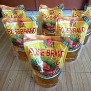 PROMO - Minyak Goreng ROSE BRAND Refill 2 Liter 1 Dus Isi 6 Pouch - Order 5 Dus Free 1 Dus (26555911) di Kab. Musi Rawas