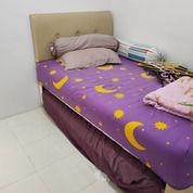 TEMPAT TIDUR SPRING BED 2IN1, SPRING BED SINGLE 120X200 BEKAS (26558707) di Kota Tangerang