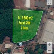 Lahan Industri 3.800 M2 - Setu Bekasi (26562351) di Kab. Bekasi