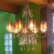 Lampu Gantung Crystal Candelier / Lampu Lilin Model Ceko. (26562563) di Kota Bandung