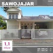 Rumah 2 Lantai Luas 123 Di Sawojajar 1 Kota Malang _ 325.20 (26563527) di Kota Malang