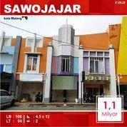 Ruko Murah Luas 54 Di WOW Sawojajar 1 Kota Malang _ 326.20 (26563743) di Kota Malang