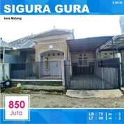 Rumah Murah Luas 98 Di Sigura Gura Dinoyo Kota Malang _ 329.20 (26564055) di Kota Malang