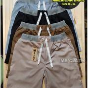 Celana Pendek Pria Kekinian Model Chino (26566591) di Kab. Sidoarjo