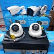 PAKET CCTV 2MP HILOOK 4 CHANNEL MURAH TINGGAL PASANG (26570359) di Kota Jakarta Pusat