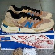 Sepatu New Balance 997 X KITH X Nonnative (26575951) di Kota Bandung