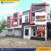 Ruko Siap Pakai Lokasi Pinggir Jalan Raya Dekat UNDIP (26577635) di Kota Semarang