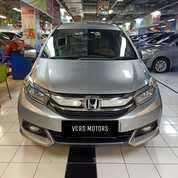 Honda Mobio E CVT 2018 PMK 2019 MATIC KM 34rb SUPER ANTIK Surabaya ! (26577891) di Kota Surabaya
