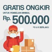 Rodalink Promo Gratis Ongkir Rp. 500.000 (26578439) di Kota Jakarta Selatan