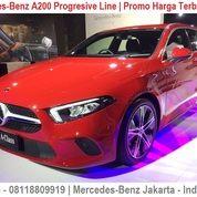 Promo Dp20% Mercedes-Benz A200 Progresive 2019 Dealer Resmi (26582147) di Kota Jakarta Selatan