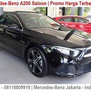 Promo Terbaru Dp20% Mercedes-Benz A200 Sedan 2019 Dealer Resmi (26583503) di Kota Jakarta Selatan