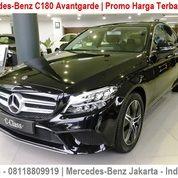 Promo Terbaru Dp20% Mercedes-Benz C180 Avangarde 2019 Dealer Resmi (26583523) di Kota Jakarta Selatan