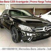 Promo Terbaru Dp20% Mercedes-Benz C200 Avantgarde 2019 Dealer Resmi (26583547) di Kota Jakarta Selatan
