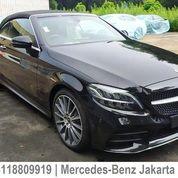 Promo Terbaru Dp20% Mercedes-Benz C200 Cabriolet AMG Dealer Resmi (26583579) di Kota Jakarta Selatan