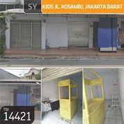 Kios Jl. Kosambi, Jakarta Barat, 2,8x8, 1 Lt,SHM (26588999) di Kota Jakarta Barat
