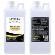 Morita Hand Sanitizer Liquid Natural 1L Akohol 80% (26592871) di Kota Jakarta Timur
