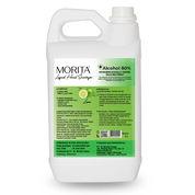 Morita Hand Sanitizer Liquid Orange 5L Akohol 80% (26593235) di Kota Jakarta Timur