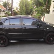 TOYOTA YARIS BLACK METALIC SIAP PAKAI (26600543) di Kota Surabaya