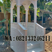 Mimbar Masjid Bali (26612363) di Kab. Jepara
