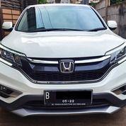 Honda CrV Cr-V 2.4 AT RM3 2017 / 2018 Pajak 1Thn Putih BAGUS,TERAWAT (26619747) di Kota Jakarta Pusat