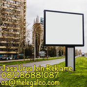 Izin Reklame Baru (26629751) di Kota Jakarta Selatan