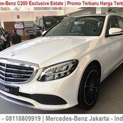 Promo Terbaru Dp20% Mercedes-Benz C200 Exclusive Estate 2019 Dealer Resmi (26631019) di Kota Jakarta Selatan
