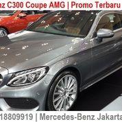 Promo Terbaru Dp20% Mercedes-Benz C300 Coupe AMG 2019 Dealer Resmi (26631291) di Kota Jakarta Selatan