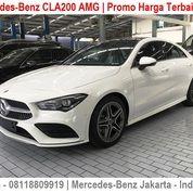 Promo Terbaru Dp20% Mercedes-Benz CLA200 AMG 2020 Dealer Resmi (26632691) di Kota Jakarta Selatan
