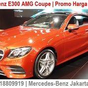 Promo Terbaru Dp20% Mercedes-Benz E300 Coupe AMG 2019 Dealer Resmi (26633027) di Kota Jakarta Selatan