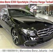 Promo Terbaru Dp20% Mercedes-Benz E300 Sportstyle 2019 Dealer Resmi (26633087) di Kota Jakarta Selatan