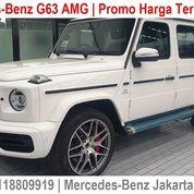 Promo Terbaru Dp20% Mercedes-Benz G63 AMG 2019 Dealer Resmi (26633435) di Kota Jakarta Selatan