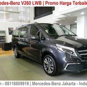 Promo Terbaru Dp20% Mercedes-Benz V260 LWB Electric Seat 2019 Dealer Resmi (26634323) di Kota Jakarta Selatan