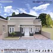 Rumah Mewah Tanjung Senang Cluster (26636567) di Kota Bandar Lampung