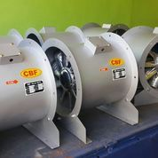 Drum Axial Fan 20 Inch 750 Watt 1400 Rpm 220 Volt (26636783) di Kota Surabaya