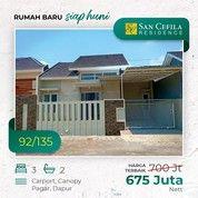 Rumah Minimalis Siap Huni Tengah Kota Terbatas (26637543) di Kab. Jember
