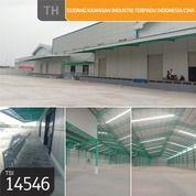 Gudang Kawasan Industri Terpadu Indonesia China (Kitic), Cikarang, 118,6x93,9m, 2 Lt, SHM (26642539) di Kota Bekasi