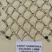 Pabrikasi Kawat Harmonika Galvanis SNI Tebal 1,6 Mm - 5 Mm (26643975) di Kota Jakarta Timur