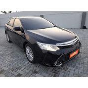 Toyota Camry 2.5 V AT 2017 Hitam (26649835) di Kota Bekasi