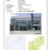 Gedung Ex Showroom PALANGKARAYA Lok Tengah Kota Strategis SHM (26649919) di Kota Palangkaraya