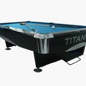 Meja Billiard Titanium 9 Ft Biasa (26650795) di Kota Tangerang Selatan