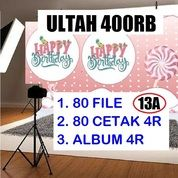 Jasa Foto Ulang Tahun Happy Birthday Murah Jogja Pakai Lighting Studio (26650967) di Kab. Bantul